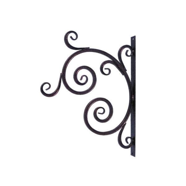 Кронштейн настенный для кашпо №3