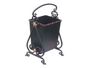 Урна «Кованая» с окантовкой