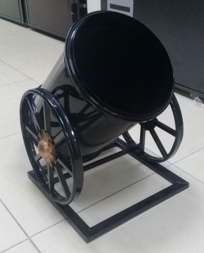 Урна «Пушка»