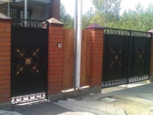 """Ворота """"Графские"""""""