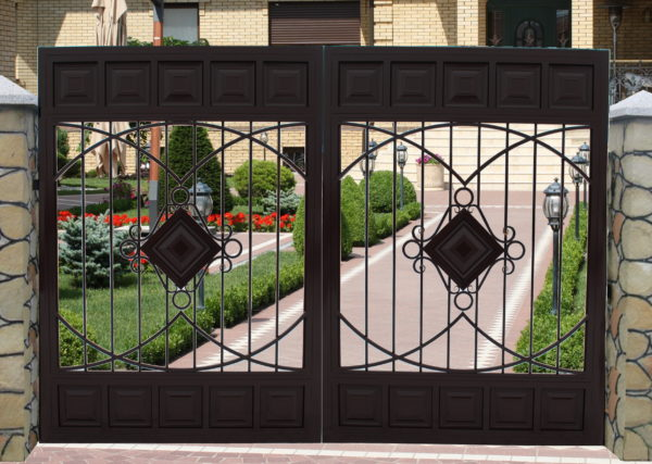 Ворота «Комбинированные»