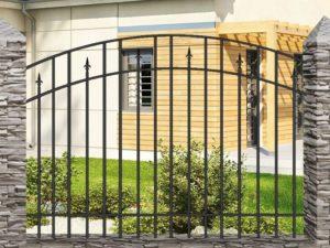 Забор металлический ОСАТ 15-00-03