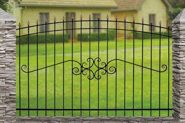 Забор металлический ОСАТ 15-50