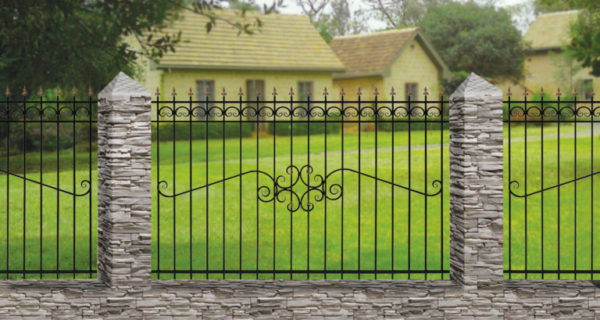 Забор металлический ОСТ 15-51