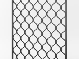 Решетка оконная РОП-2