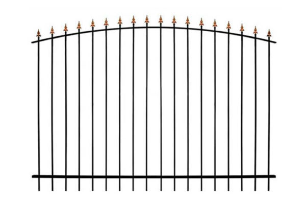 Забор металлический ОСАТ 15-00 (В-140)