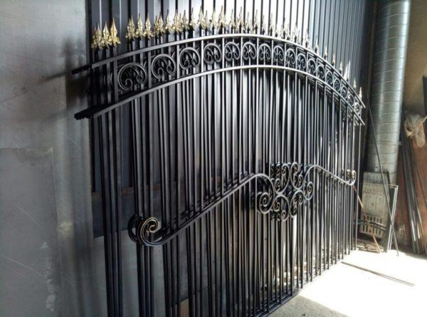 Забор металлический ОСАТ 15-51
