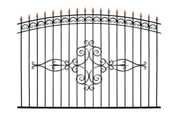Забор металлический ОСАТ «Олимпия»
