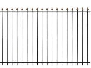 Забор металлический ОСТ 15-00 (В-140)