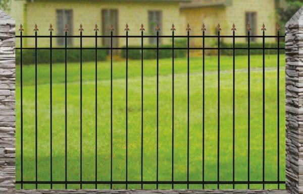 Забор металлический ОСТ 15-00