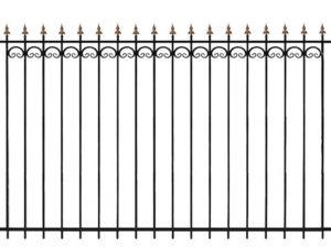 Забор металлический ОСТ 15-01 (В-140)