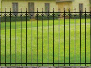 Забор металлический ОСТ 15-01