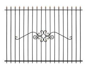 Забор металлический ОСТ 15-50 (В-140)