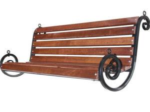 Качели – Скамейка качелей (Люлька)