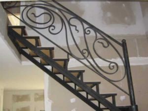 Лестница металлическая ВРл-12