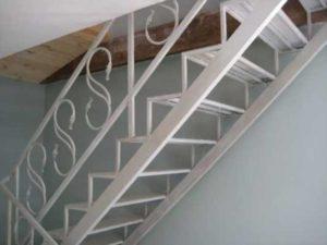 Лестница металлическая ВРл-11
