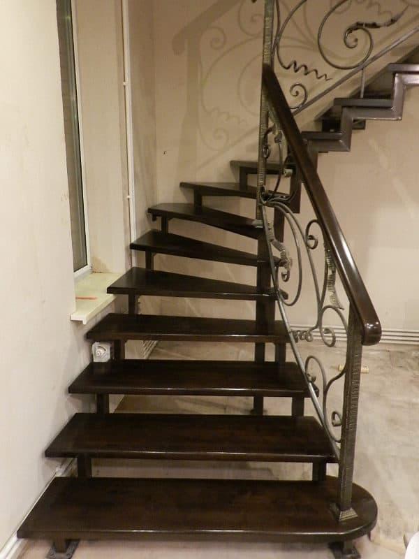 Лестница металлическая ВРл-08
