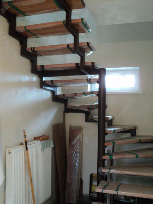Лестница металлическая ВРл-06