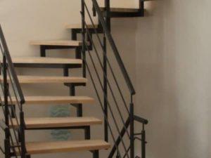 Лестница металлическая ВРл-05