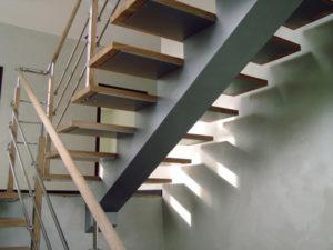 Лестница металлическая ВРл-03