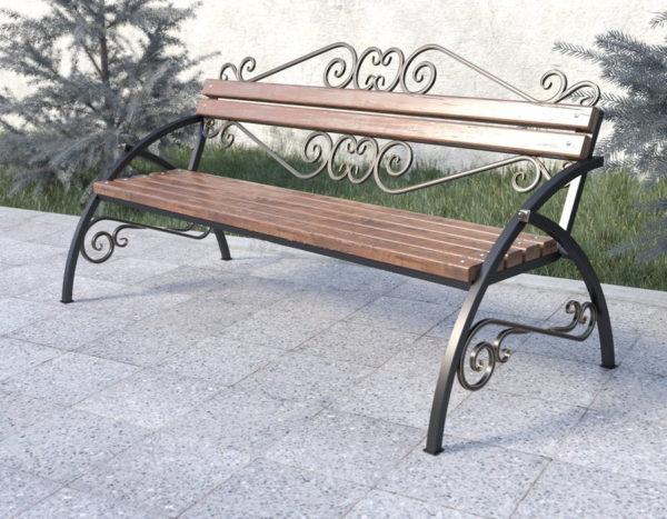 Скамейка «Аллегро»