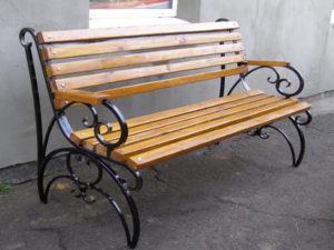 Скамейка «Оптима»