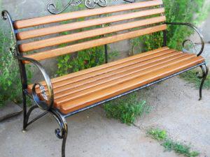 Скамейка «Садовая»