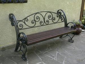 Скамейка «Сицилия»