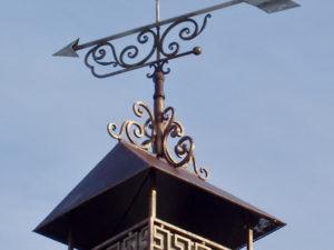 Колпак на дымоход (дымник) «Клосиус»
