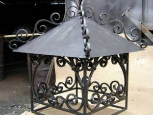 Колпак на дымоход (дымник) «Местраэль»