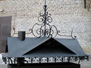 Колпак на дымоход (дымник) «Скандинавия»