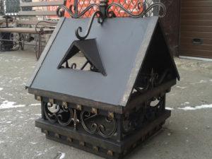 Колпак на дымоход (дымник) «Пандора»